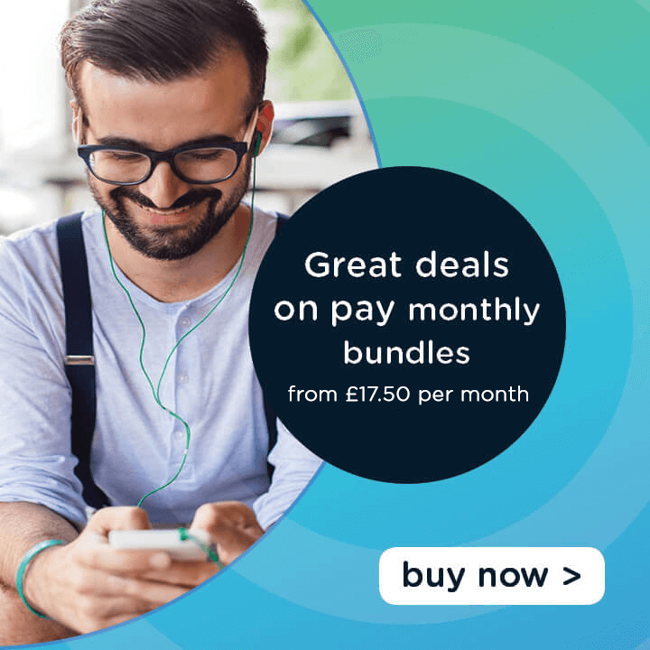 Pay Monthly Phones from £17.50 per Month | Phone Co-Op