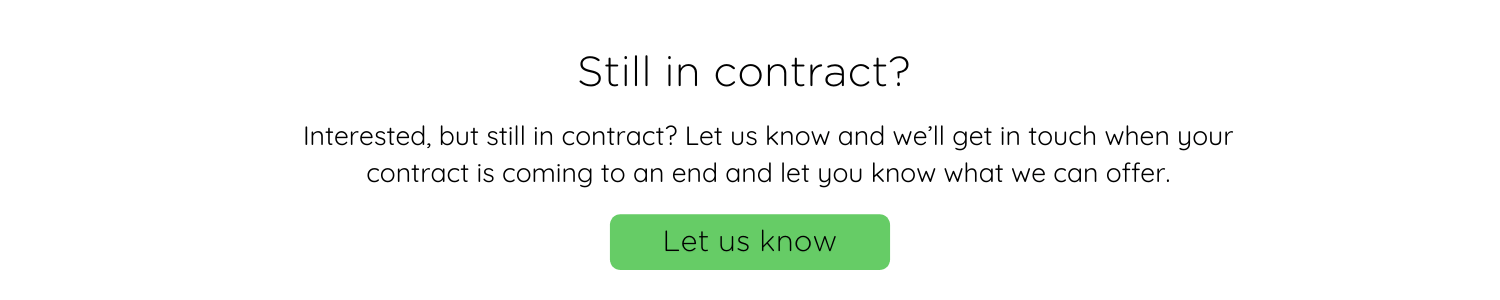 Stuck in contract mobile form