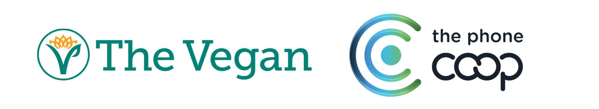 The Vegan title banner large
