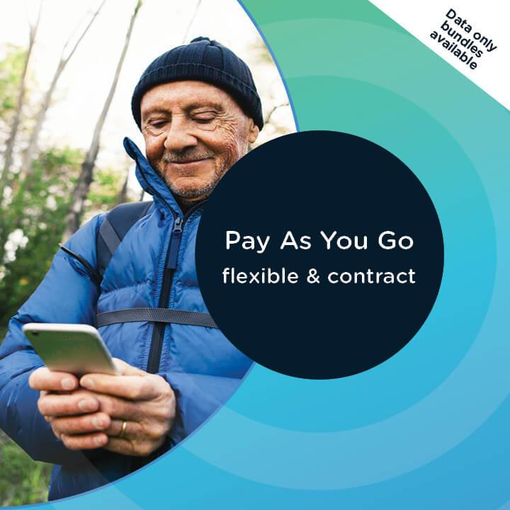 Pay As You Go from The Phone Co-op