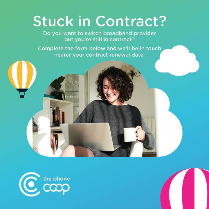 Stuck in Contract