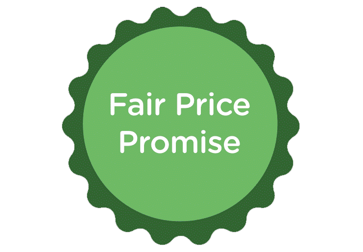 Fair Price Promise Icon