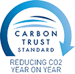 Carbon Trust Standard Reducing CO2 year on year